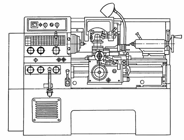 16б16кп, 16б16 станки токарные