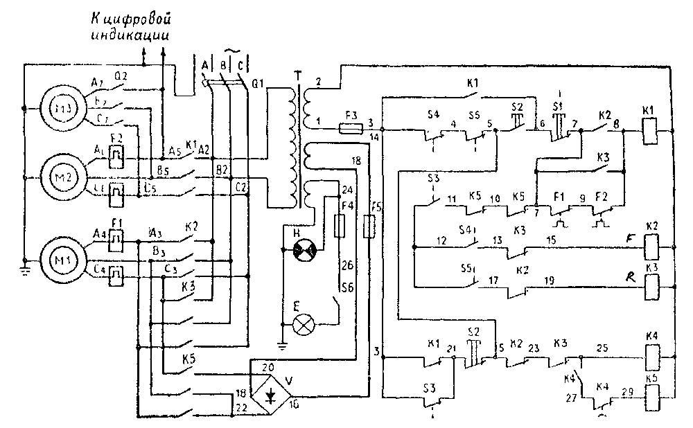 иж 250 итп схема электрическая