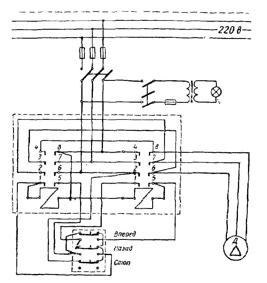 станок токарный 1к62 электрическя схема